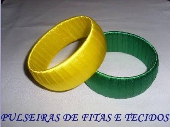 PULSEIRA DE FITA CETIM COPA 2010