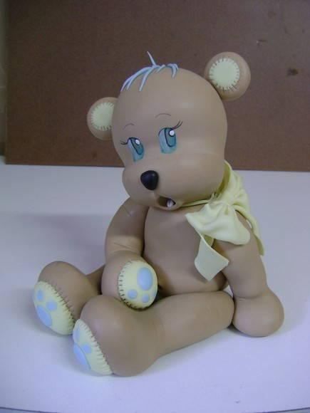 Urso grande em Biscuit