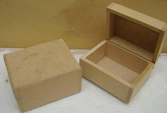 Caixa simples, com dobradi�a