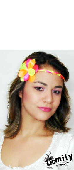 Headband Summer Color