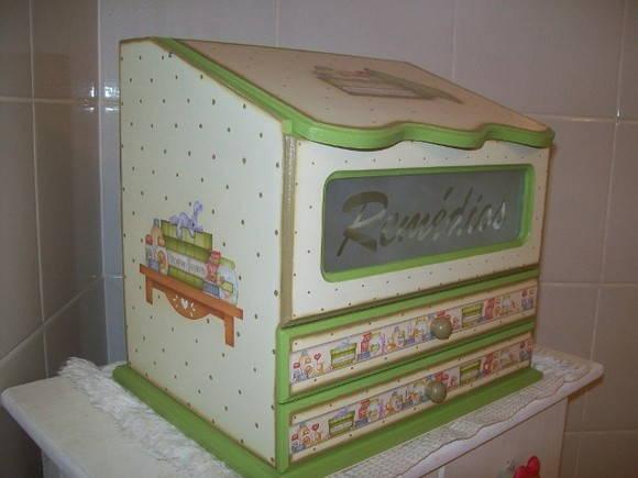 caixa para rem�dios gde
