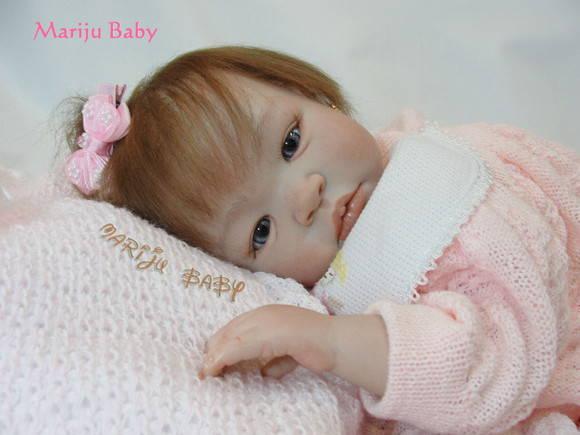 Boneca Reborn Alicia