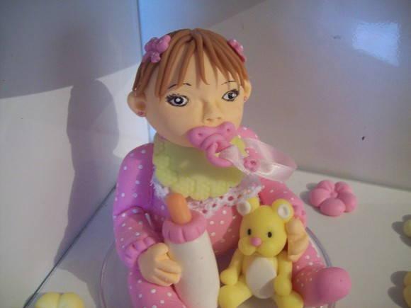 boneca topo bolo