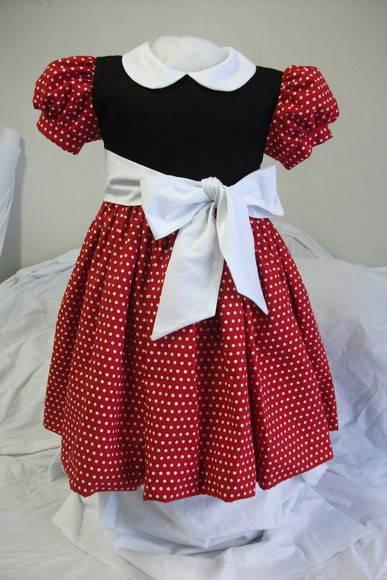 Vestido Minnie CDG 100