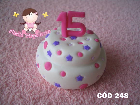 C�d 248 Molde de bolo