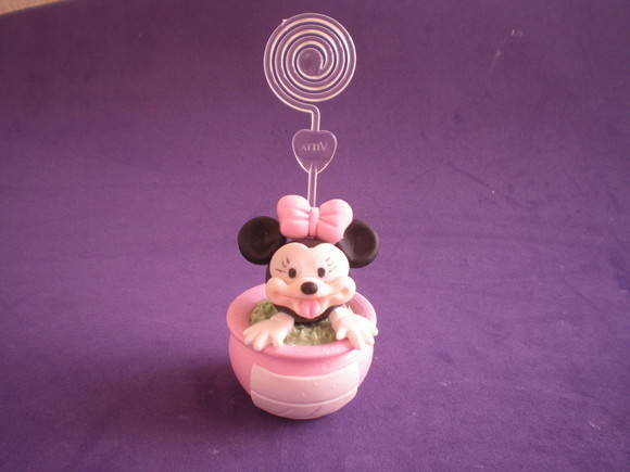 Lembrancinha Minnie.