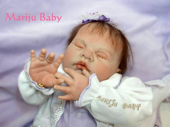 Boneca Reborn Vitoria