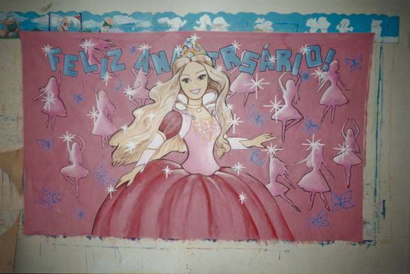 Barbie e as doze princesas bailarinas
