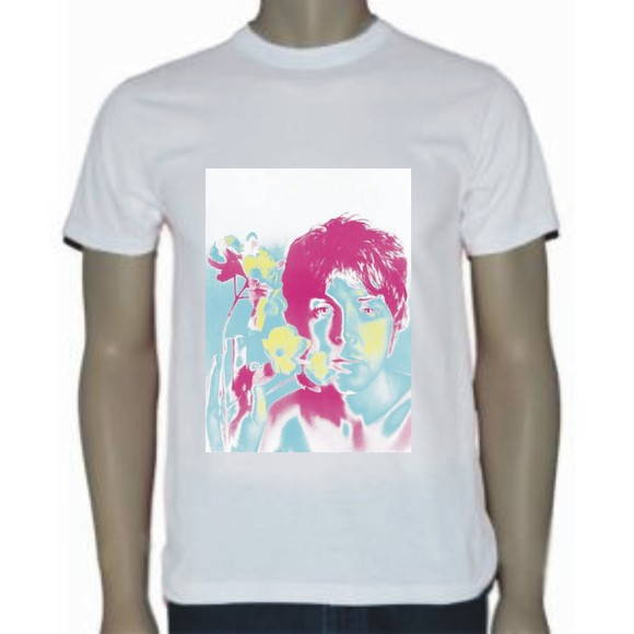 Camiseta Paul McCartney 001 A