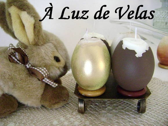 OVOS ESSENCIA DE CHOCOLATE