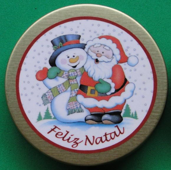 Mint to be - Feliz Natal