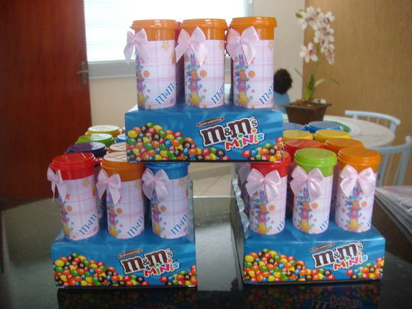M&M&#39;s Personalizado