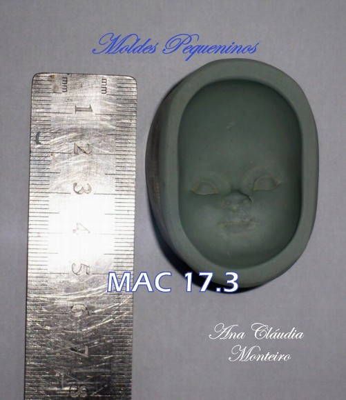 Molde Pequenino MAC 17.3