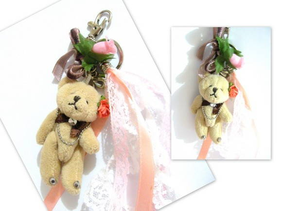 Bag Charm Teddy