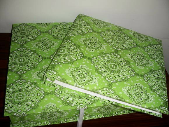 LBUM BANDANA VERDE - 55 FOLHAS
