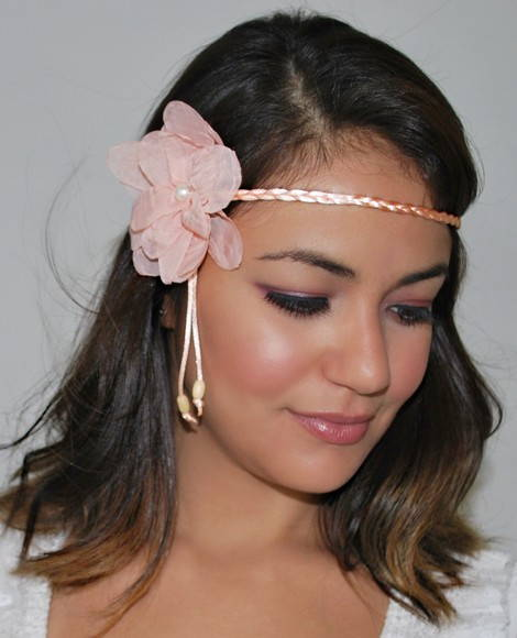 Headband SUMMER ros�