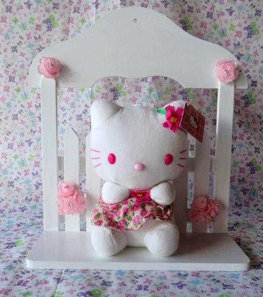 Hello Kitty enfeite de quarto
