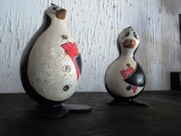Pinguim de caba�a P