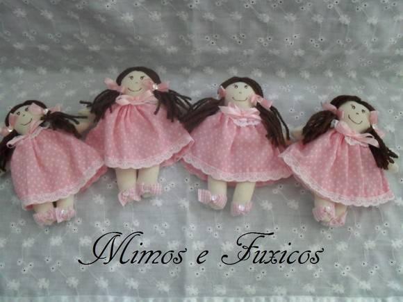 Bonecas Pequenas