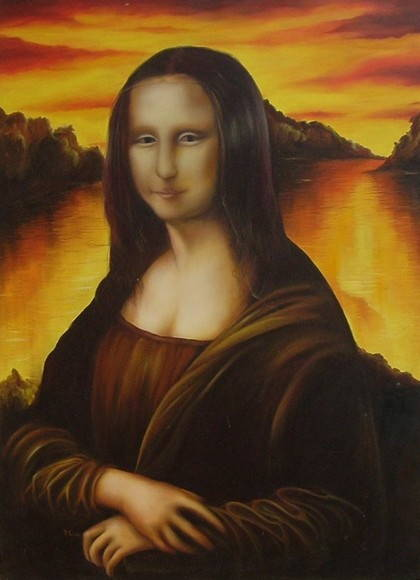 monalisa hd wallpaper
