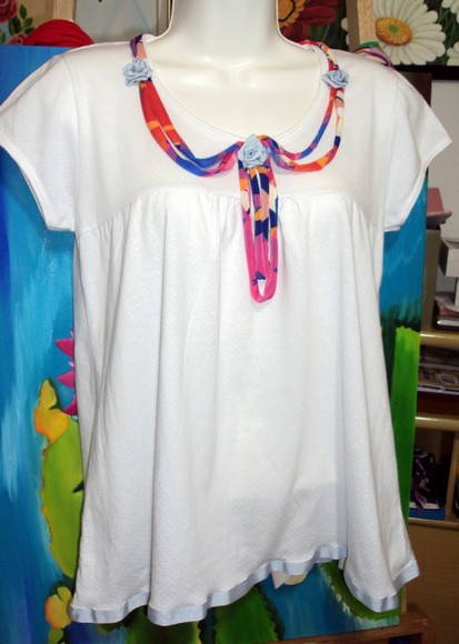 Blusa customizada Bl03