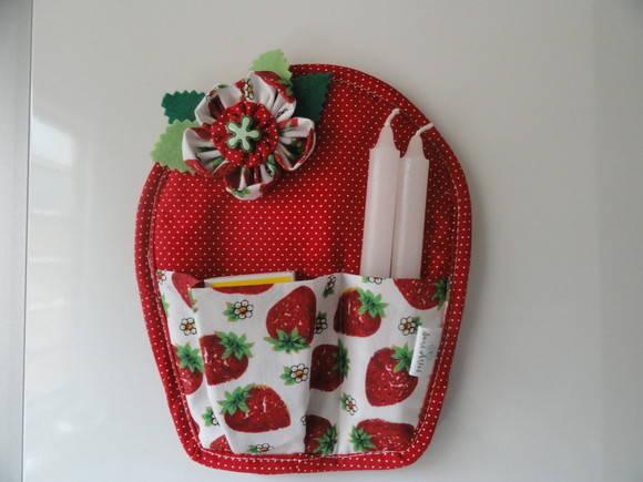 kit decoracao cozinha : kit decoracao cozinha:KIT APAGÃO MORANGOS