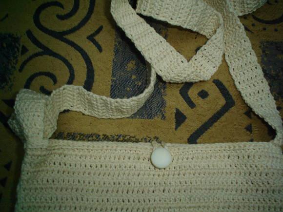 Bolsa De Mão Feita De Croche : Bolsa de praia feita ? m?o em croch? m?stica wal
