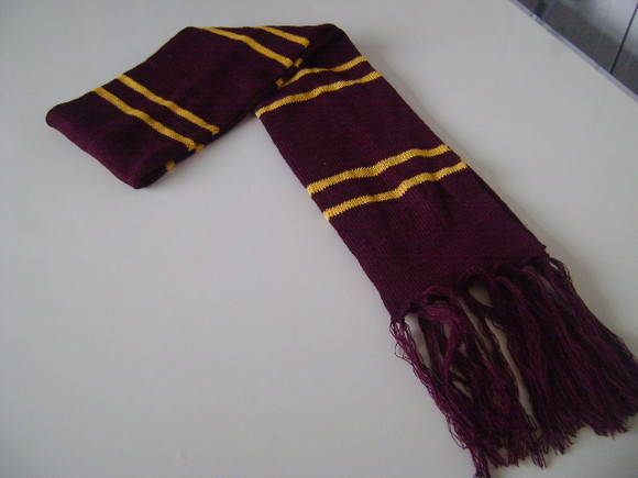 Cachecol harry potter adulto