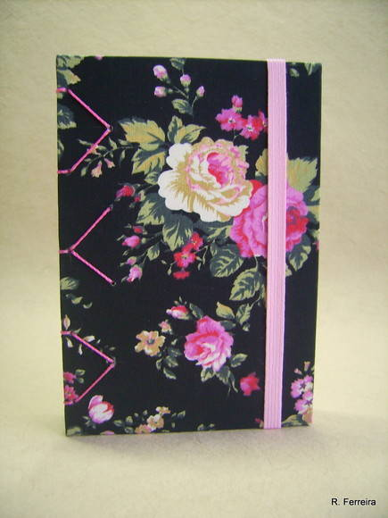Pocket note Mom�s Roses