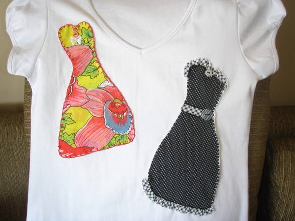 BLUSA VESTIDOS