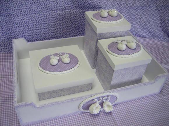 Kit Higiene Bailarina