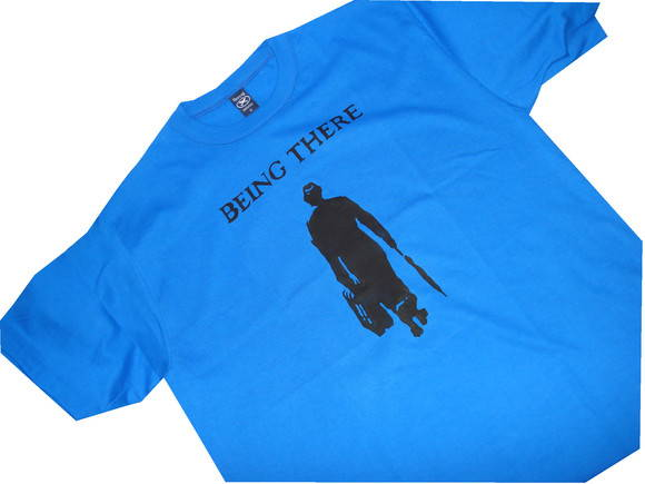 Camiseta Being There
