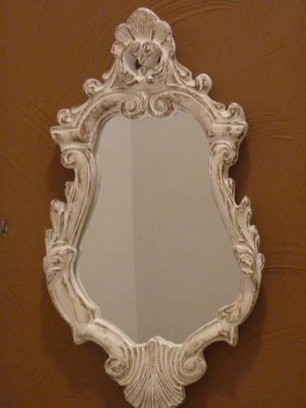 Espelho Proven  Al Em Resina