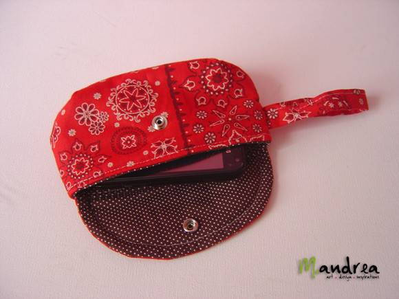Mini Clutch Bandana