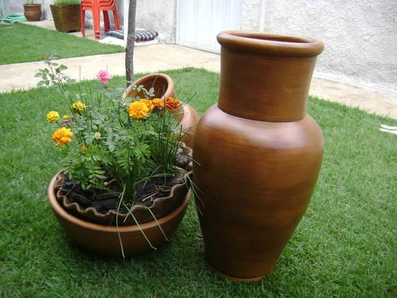 Conjunto Cerâmica Jardim Mod.002