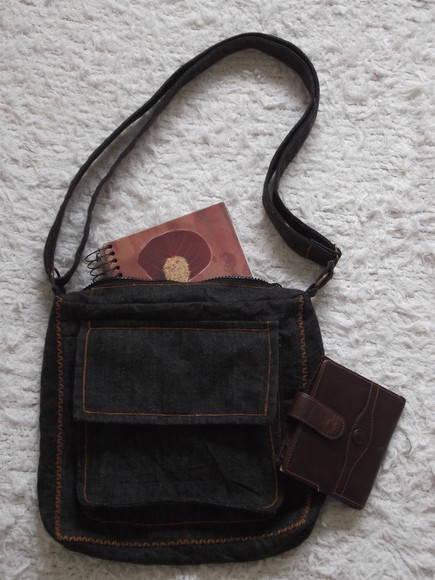 Bolsa Jeans Tiracolo 14