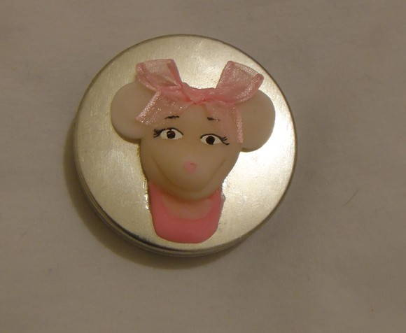 Lata Mint To Be Angelina Ballerina Biscuit By Taudia E F Elo