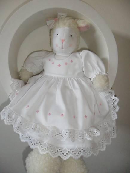 Ovelha para decoração de quarto infantil  Vovó Fazendo ArtesCom  Elo7