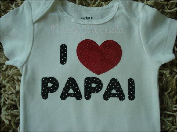Body Patchwork I love papai.