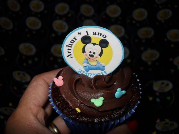 Cupcakes Baby Disney