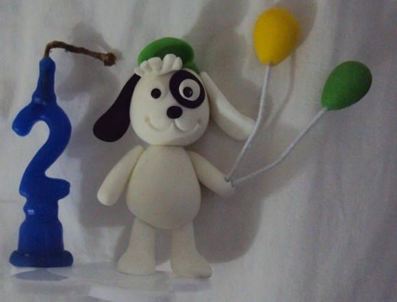 Vela do Doki - Topo de bolo!!!