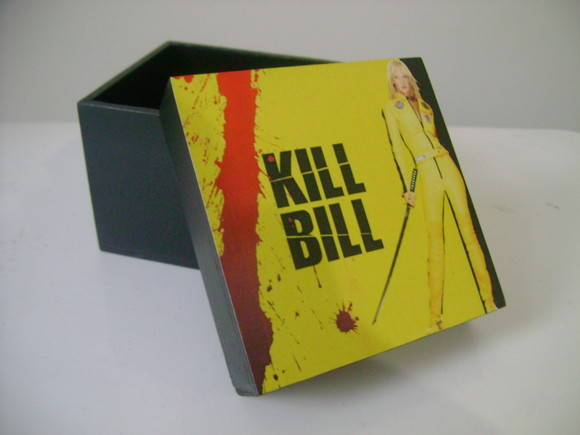 Caixa Kill Bill