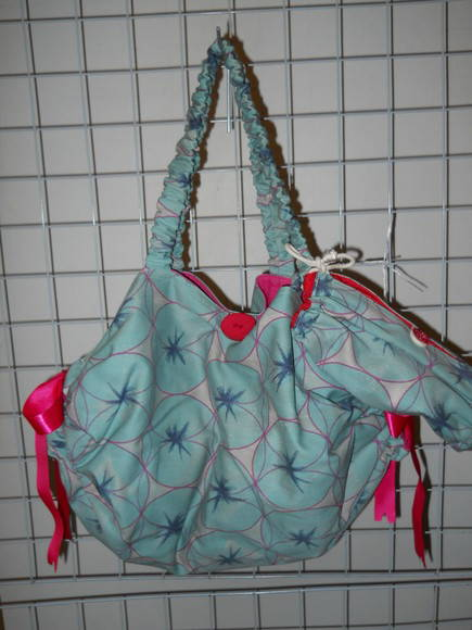 Bolsa toalha para praia e piscina no elo7 atelie for Bolsa piscina