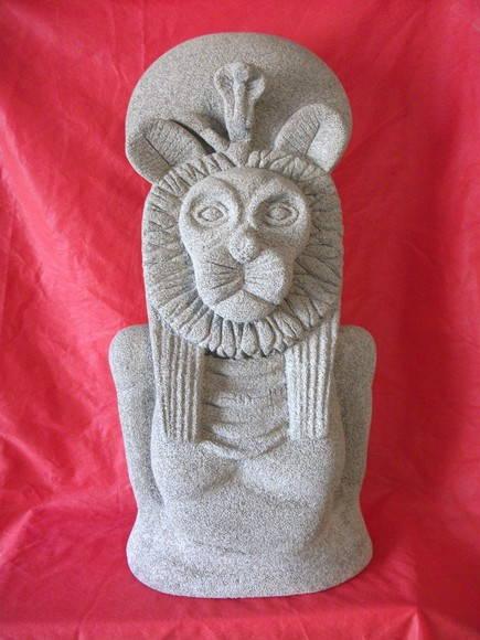 Sekhmet deus eg�pcio guerra