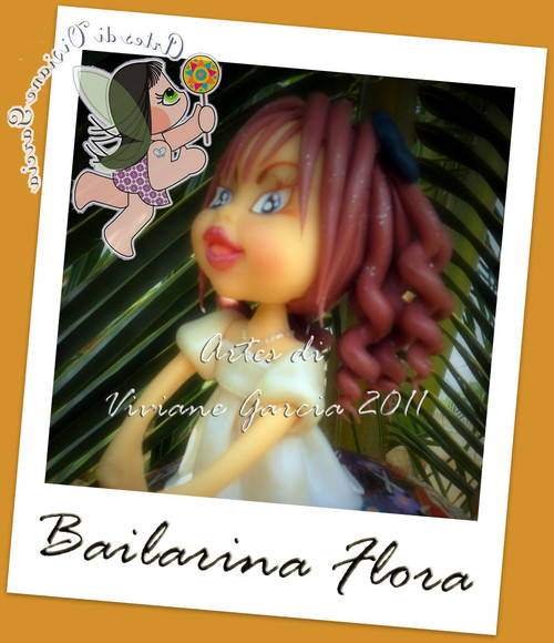 Bailarina Flora