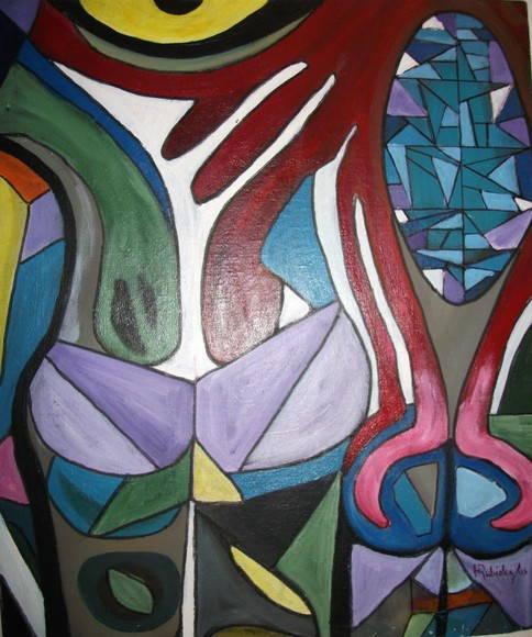Pintura S Tela Mulheres