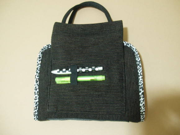 Bolsa p/Bblia/Livros-Ref: BBG/101-LYRA