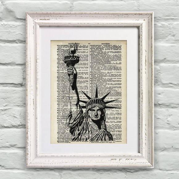 Poster P�gina de Dicion�rio New York