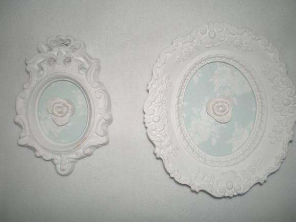 conjunto de quadros proven�ais Tildas