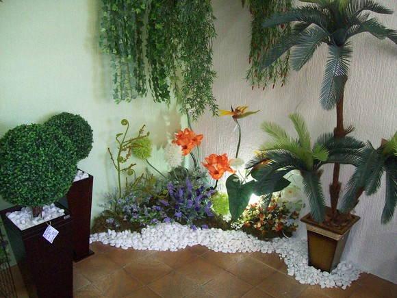 flores para jardim no inverno